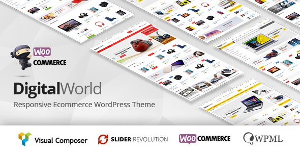 Theme Digitalword